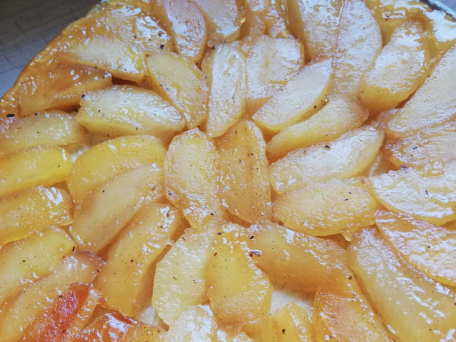 RECIPE MAIN IMAGE Tarte tatin