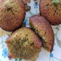 Muffin à la pistache