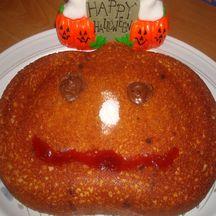 Gâteau d\'Halloween