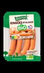 Knacks d'Alsace Bio Stoeffler