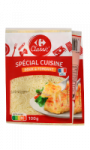 Fromage râpé spécial cuisine Carrefour...