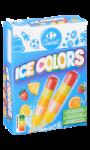 Glaces à l'eau Ice Colors Carrefour Classic'