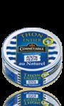 Thon entier au naturel 100% filets Connétable