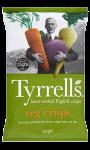 Chips veg crisps légumes Tyrrell's