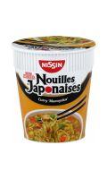 Nouilles curry Nissin