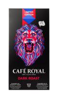 Café capsules Dark Roast Café Royal compatibles au système Nespresso®*