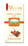 Chocolat lait/Cognac Villars