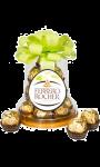 Bonbons chocolat lait/noisette Ferrero Rocher