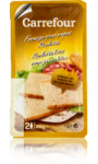 Fromage moutarde pour repas raclette Carrefour