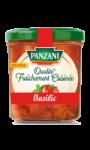 La Sauce qualité fraîchement cuisinées tomate basilic Panzani