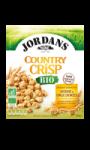 Country Crisp Bio Avoine & Orge Dorées Jordan