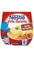 Plats bébé 8+ mois, hachis parmentier Nestlé