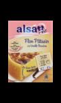 Préparation gâteau flan pâtissier à la vanille ALSA