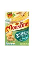 Mousline 3 Céréales Gourmandes