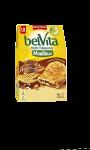 Biscuits  moelleux coeur gourmand chocolat noisettes  BELVITA
