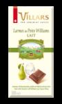 Tablette Liqueur Poire Williams Au Lait Villars