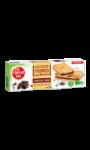 Les Petits Fourrés Chocolat Noir Céréal Bio