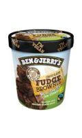 Glace Fudge Brownie BEN & JERRY'S