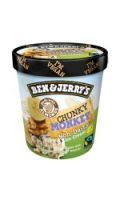Glace Chunky Monkey Vegan BEN & JERRY'S