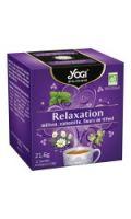 Infusion Relaxation bio YOGI
