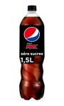 Soda zéro sucres PEPSI MAX