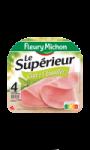 Jambon Supérieur Cuit à l'Etouffée 4 tranches Fleury Michon