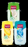 Gel douche coco, ananas ou lotus Tahiti Paradis