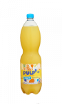 Soda Pulp Orange Light Carrefour