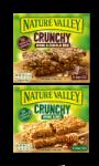 Barres de céréales Crunchy Nature Valley
