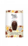 Madeleines coque chocolat Maison Colibri