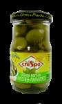 Olives vertes farcies amandes Crespo