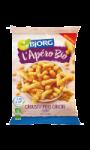 Biscuits apéritif bio Crousti' pois chiche curry Bjorg