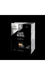 Café en capsules en aluminium Ristretto Café Royal