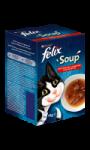 Soupe pour chat adulte Felix Selection de la campagne