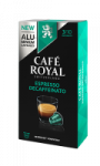 Café capsules Decaffeinato Café Royal