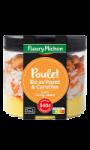 Plat cuisiné Cook in Jar poulet, riz au pavot et sauce curry Fleury Michon