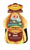 Poulet du Périgord Fermier Jaune Label Rouge Blason D'Or