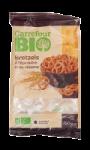Bretzels épeautre & sésame Carrefour Bio