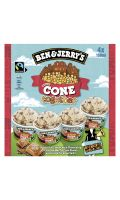 Glace mini cône together wafle Ben & Jerry's