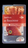 Jambon de Bayonne Carrefour