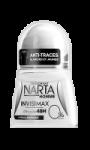 Déodorant homme à bille invisimax 0% Narta