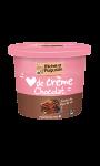 Crème dessert chocolat et pointe de sel de...