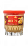 Moutarde de Dijon fine et forte Carrefour